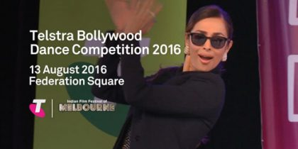 Bollywood Dance Competiton