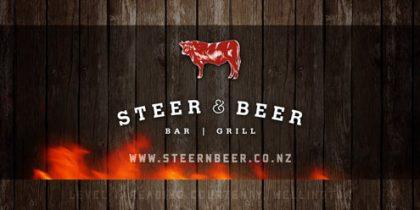 Steer & Beer